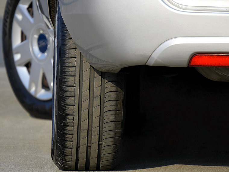 Reifeneinlagerungen