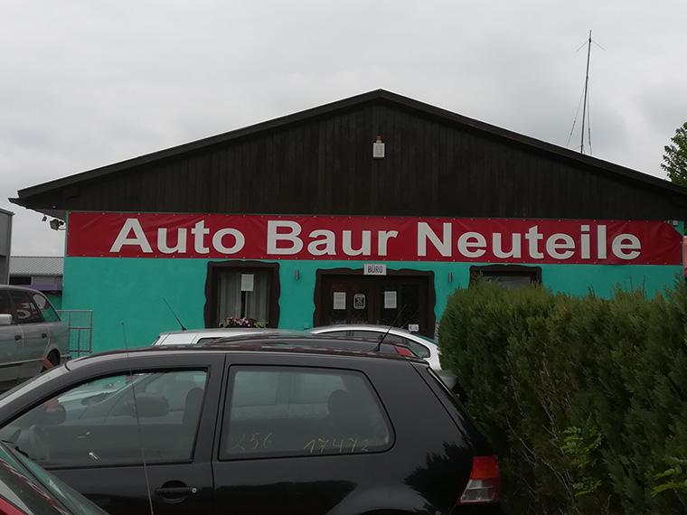 Auto Baur Neuteile