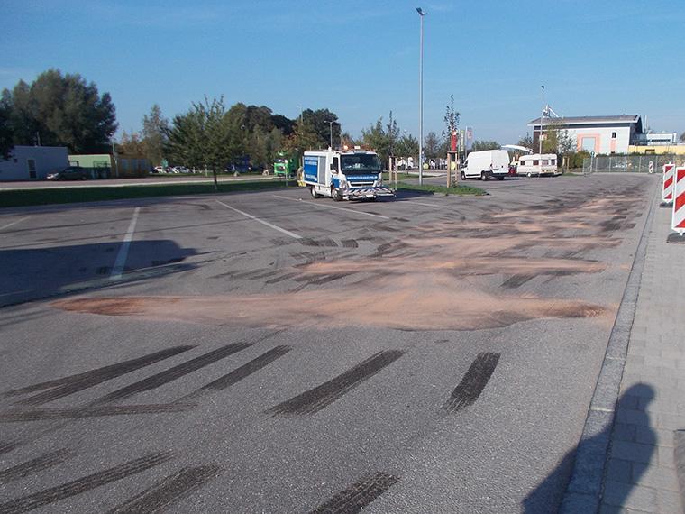 Baur Verkehrsflächenreinigung
